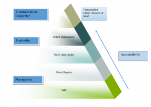 leadership and management accountability