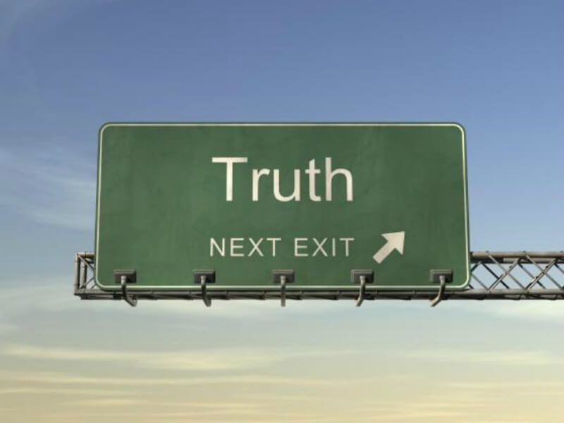 Paul Gibbons post-truth blog