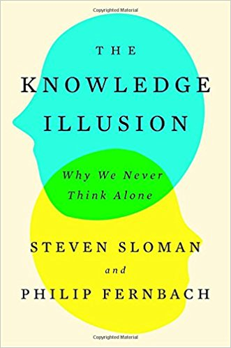 Knowledge Illusion Paul Gibbons' review