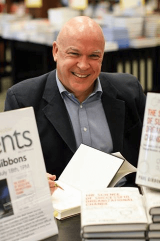 Paul Gibbons author