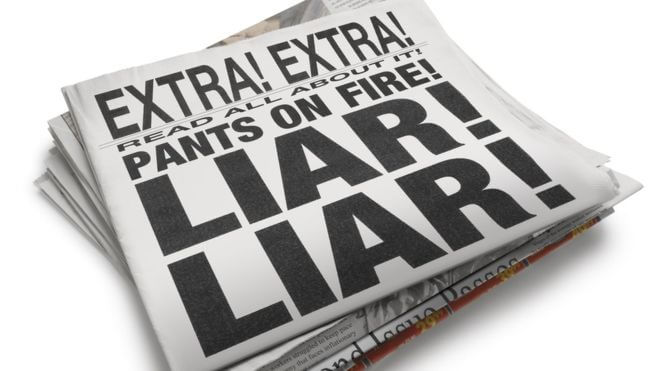 Paul Gibbons expert on fake news and post truth