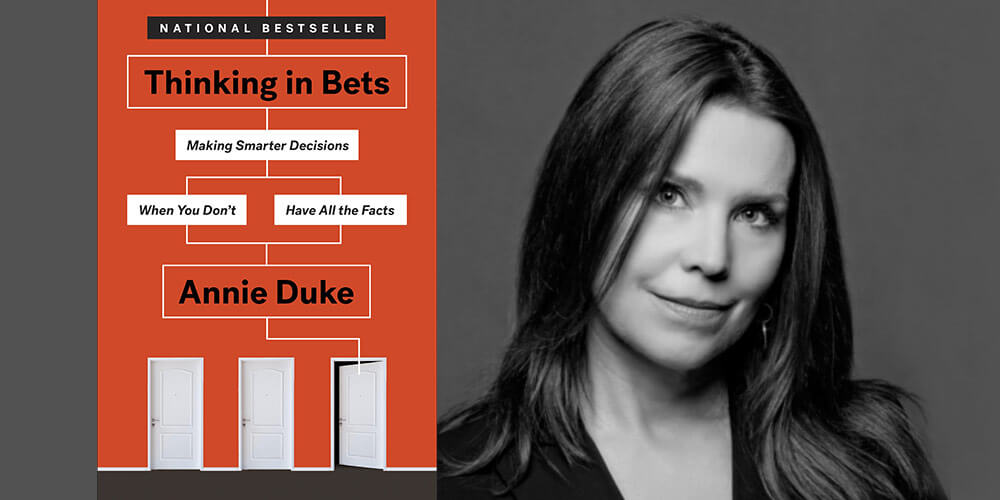 Paul Gibbons and Annie Duke on VUCA
