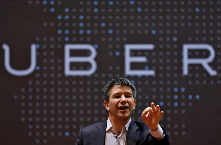 Business Ethics Uber Case Study Kalanick Paul Gibbons