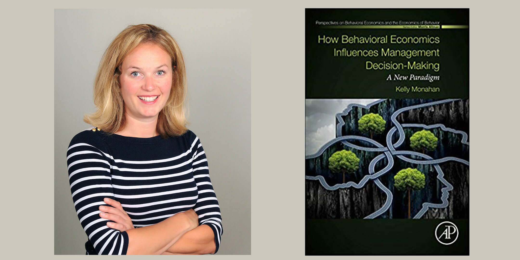 Paul Gibbons interviews Kelly Monahan on behavioral science in business